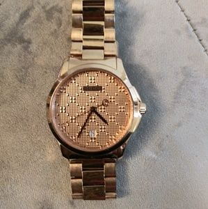 Authentic Gucci G-Timeless Watch